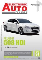 Manuale di elettronica Peugeot 508 - EAV97: 2.0HDi 163 cv