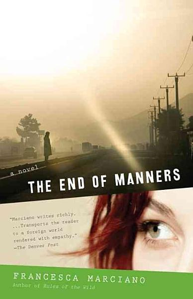 Download The End of Manners Book