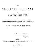 The Students' Journal, and Hospital Gazette