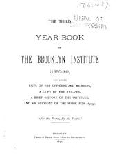Yearbook of the Brooklyn Institute of Arts and Sciences