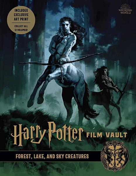 Download Harry Potter  Film Vault  Volume 1 Book