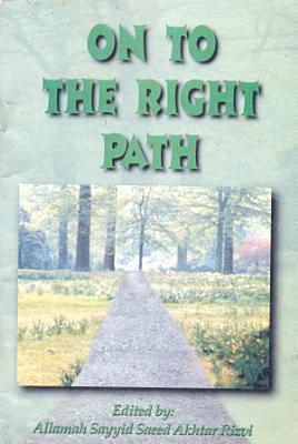 On to the Right Path