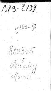 Olla podrida á la española, compuesta i saçonada en la Description de Munster en Vesfalia con Salsa Sarracena i Africana... por Marcos Fernandez...