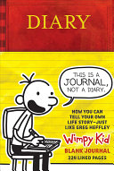 Diary of a Wimpy Kid Blank Journal PDF