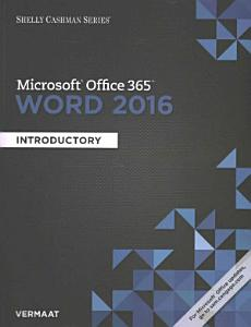 Shelly Cashman Series Microsoft Office 365   Word 2016  Introductory PDF