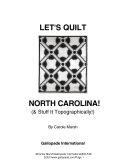 Let's Quilt North Carolina