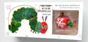 The Very Hungry Caterpillar Board Book and Ornament Package