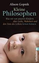 Kleine Philosophen PDF
