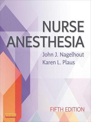Nurse Anesthesia   E Book PDF