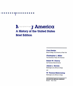 Making America Complete PDF
