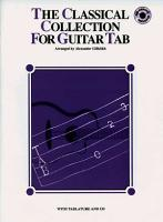 The Classical Collection for Guitar Tab PDF