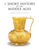 A Short History of the Middle Ages  Fifth Edition PDF