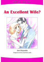 AN EXCELLENT WIFE?: Mills & Boon Comics