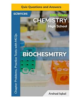Biochemistry Quiz Questions and Answers Book