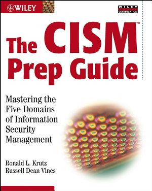 The CISM Prep Guide PDF