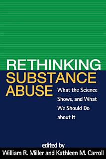 Rethinking Substance Abuse Book