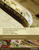 Students Solutions Manual and Study Guide for Fundamentals of Futures and Options Markets PDF