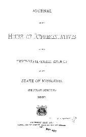 Journal ...: 1st Assembly, 1st Sess., 1820-, Volume 34