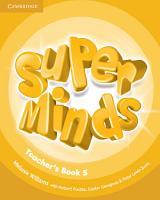 Super Minds Level 5 Teacher s Book PDF