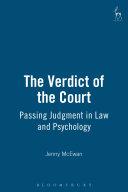 The Verdict of the Court