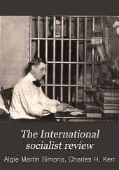 The International Socialist Review: Volume 15