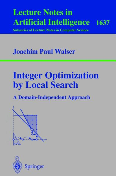 Integer Optimization By Local Search