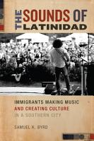 The Sounds of Latinidad PDF