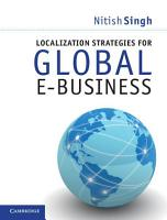 Localization Strategies for Global E Business PDF