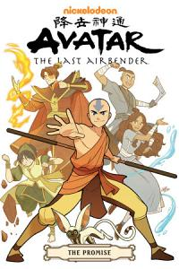 Avatar  The Last Airbender  The Promise Omnibus Book