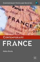 Contemporary France PDF