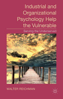 Industrial and Organizational Psychology Help the Vulnerable PDF