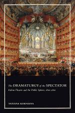 Dramaturgy of the Spectator