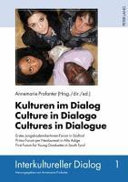 Kulturen Im Dialog PDF