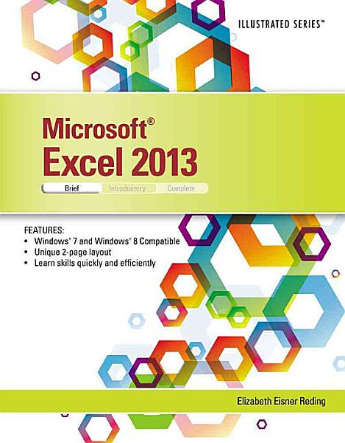 Microsoft Excel 2013  Illustrated Brief