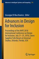 Advances in Design for Inclusion PDF
