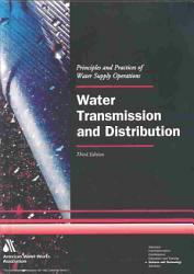 Water Transmission And Distribution Book PDF