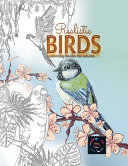 Realistic Birds Coloring Books for Adults