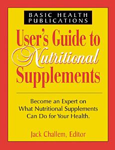 User s Guide to Nutritional Supplements PDF