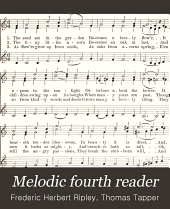 Melodic Fourth Reader: Book 4