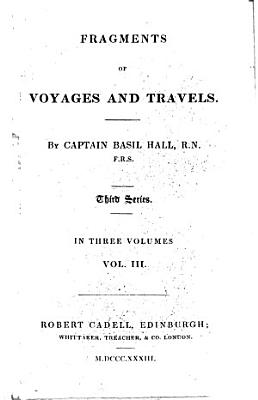 Fragments of Voyages and Travels PDF