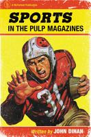 Sports in the Pulp Magazines PDF