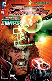 Red Lanterns (2011- ) #33