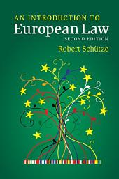 An Introduction to European Law: Edition 2