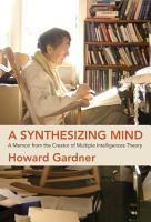 A Synthesizing Mind PDF