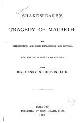 Shakespeare's Tragedy of Macbeth