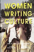 Women Writing Culture PDF