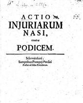 Actio iniuriarum nasi, contra podicem