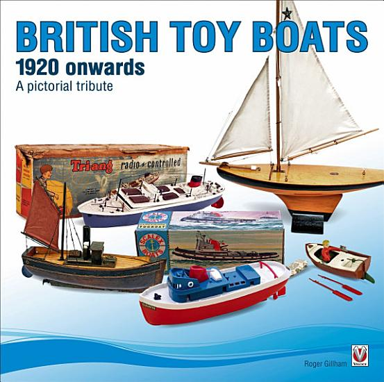 Tri ang   Other British Toy Boats 1920 to 1960 PDF