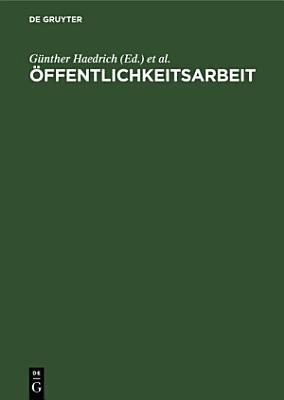 ffentlichkeitsarbeit PDF