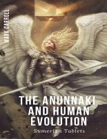 The Anunnaki and Human Evolution   Sumerian Tablets PDF